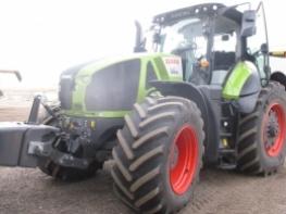 2019 CLAAS Tractor Axion 920
