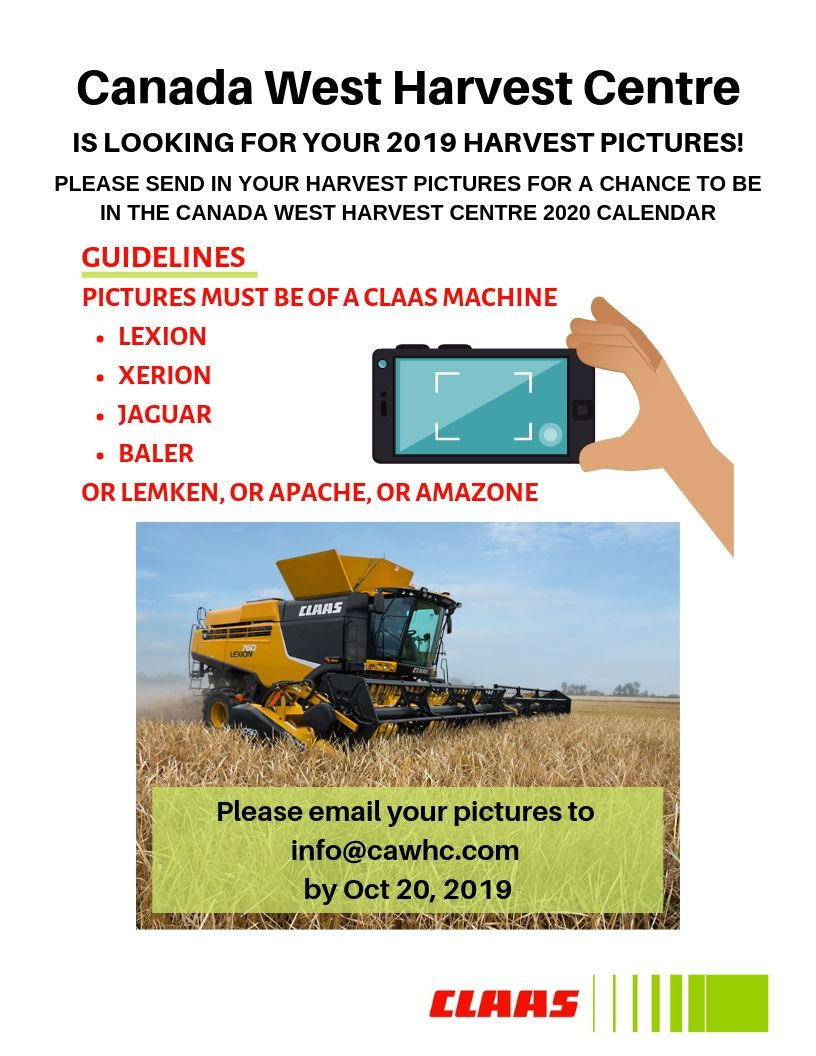 2019 Harvest Pictures